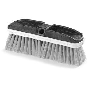 "3646814 - Flo-Thru Brush with Flagged Nylex Bristles 10"" - Blue"