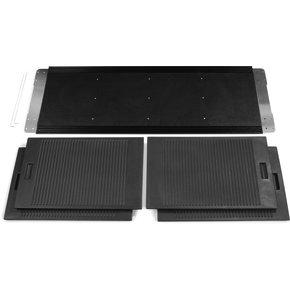 661659 - Six Star™ Storage Kit for Food Bar 6' - Slate Blue