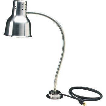 "HL818500 - FlexiGlow™ Single Arm Heat Lamp 24"" - Aluminum"
