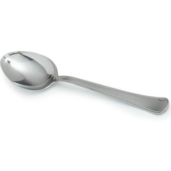 609001 - Aria™ Solid Spoon 12""