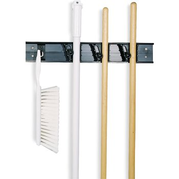 Brush & Broom Racks