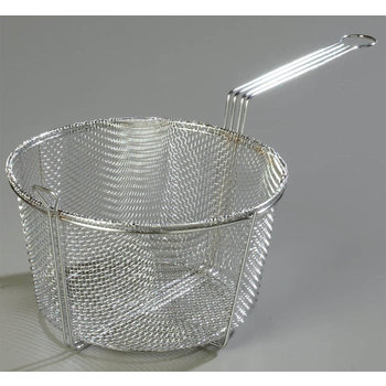 "601001 - Mesh Fryer Basket 9-3/4"" - Chrome"