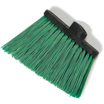 "3686709 - Duo-Sweep® Medium Duty Angle Broom w/12"" Flare (Head Only) 12"" - Green"