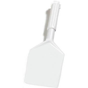 """4035002 - Sparta® Spatula w/Plastic Handle 13-1/2"""" - White"""