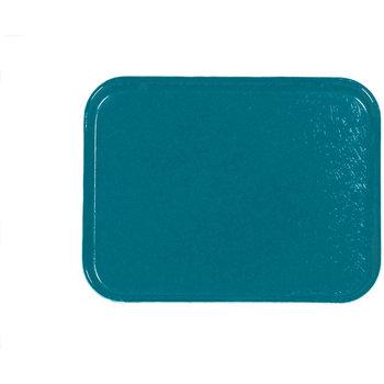 "1212FG006 - Glasteel™ Solid Metric Tray 12.8"" x 10.5"" - Ultramarine"