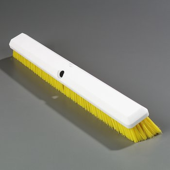 "4189104 - Sparta® Spectrum® Omni Sweep® 24"" - Yellow"