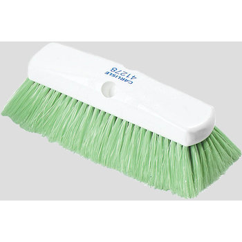 "4127875 - Sparta® Spectrum® Flo-Thru Wall & Equipment Brush 10"" - Green"
