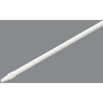 "4122500 - Spectrum® 48"" Fiberglass Handle with Self Locking Flex™ Tip 1"" Dia - White"