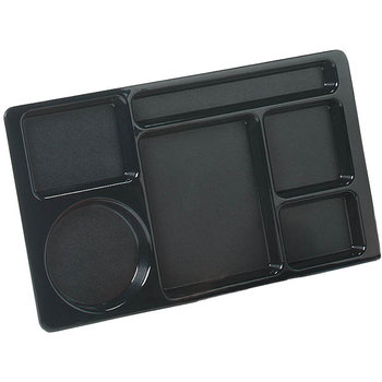 61503 - Omni-Directional Space Saver Tray - Black