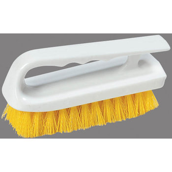 "4002404 - Sparta® Hand Scrub Brush 6"" - Yellow"