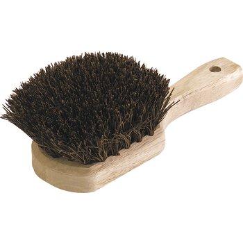 "4546300 - Sparta® Utility Scrub Brush w/Stiff Palmyra Bristles 8-1/2"" x 4"""