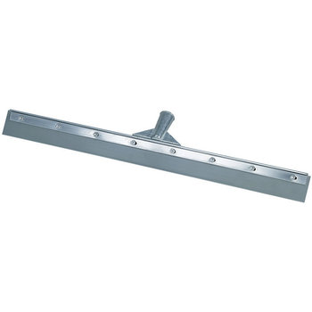 "36603600 - Gray Vinyl Squeegee Blade With Metal Frame 36"" - Gray"