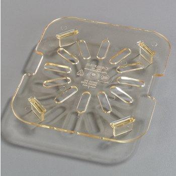 1051513 - TopNotch® Drain Grate - Food Pan HH 1/6 Size - Amber