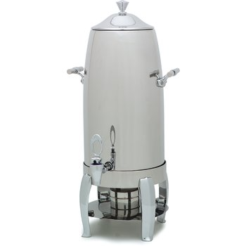 609725 - Aspen Beverage Urn 5 gal - Stainless Steel