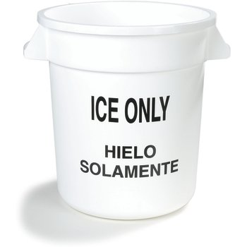 Ice Only Container