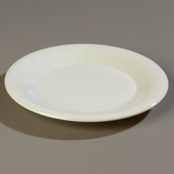 "3302042 - Sierrus™ Bread & Butter Plate - Wide Rim 5-1/2"" - Bone"