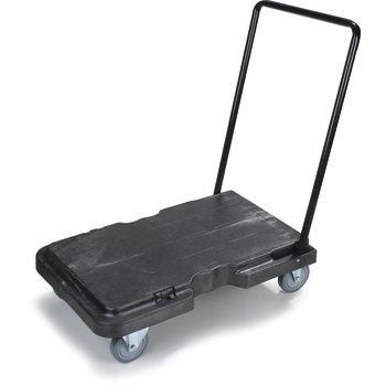 """HT322003 - Standard Duty Two Position Handle Trolley 32"""" x 20"""" - Black"""