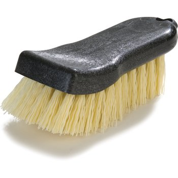 "36501500 - Sparta® Curved Back Hand Scrub Utility Brush With Polypropylene Bristles 6"" x 2-1/2"""