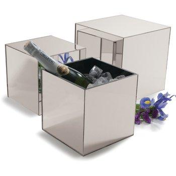 "SMMC1223 - MirAcryl™ Mirror Cube 11-1/32"" - Mirrored"