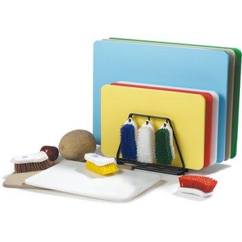"""1290102 - Spectrum® Cutting Board Pack 24"""" x 24"""" x 3/4"""" - White"""