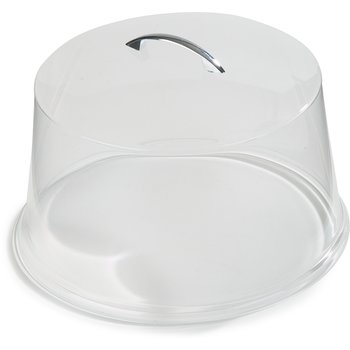 """251207 - Cake Cover 11-5/8"""" / 6-1/2"""" - Clear"""