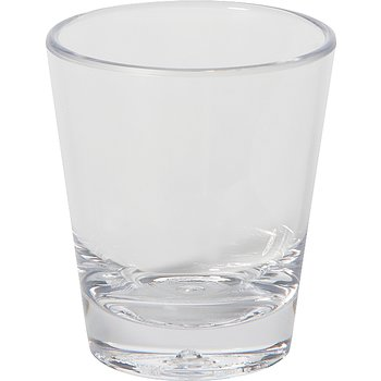 560107 - Alibi™ Shot 1.5 oz - Clear