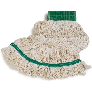 36952002 - Loop End Bamboo Silk Mop - White