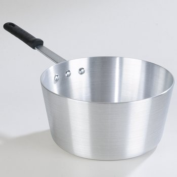 61704 - Tapered Sauce Pan With Removable Dura-Kool Sleeves 4.5 qt - Aluminum