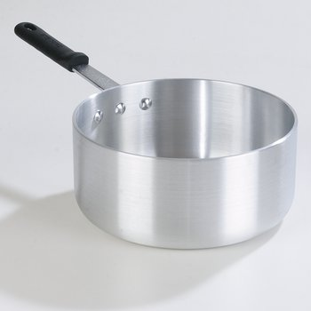 61305 - Standard Sauce Pan With Removable Dura-Kool  Sleeves 5 qt - Aluminum