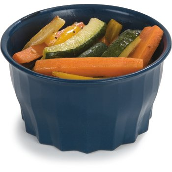 DX9200B50 - Tropez Bowl, High-Temp 5oz (48/cs) - Dark Blue