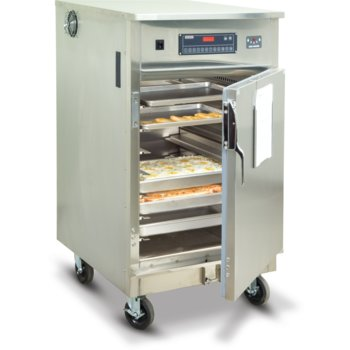 DXBRC14 - Ratherm Cabinet - 7 Slides, 7 Pans or 14 Trays* - Stainless Steel