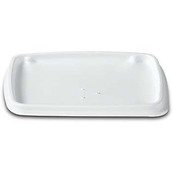 DXHH30 - Retangular Soup Bowl Lid (1000/cs) - Clear