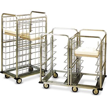 DXICSUU12 - Suspended Cart, for Insulated Tray Systems, Ultima  - Stainless Steel