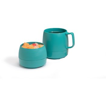 DX110515 - Classic™ Stackable Insulated Bowl 5 oz (48/cs) - Teal