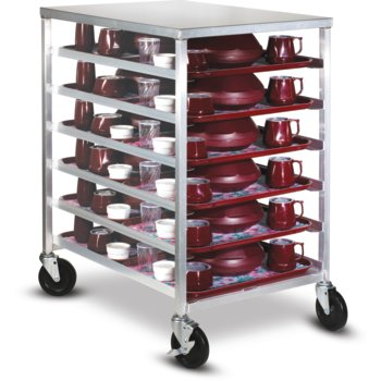 Economy Tray Delivery Carts