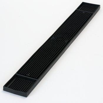 """1060203 - Bar Mat 3.25"""" x 26.75"""" - Black"""