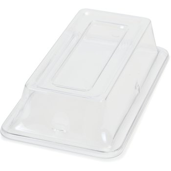 44462C07 - Designer Displayware™ Cover for Third Size Food Pan - Clear