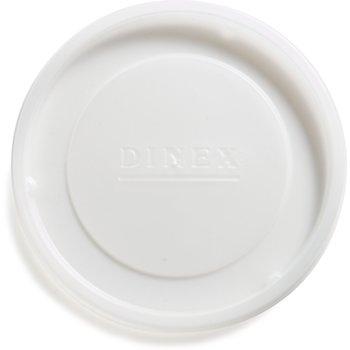 """DX11858714 - Translucent Lid Fits DX4500 and Classic DX1185 Bowls 2.75"""" (1000/cs) - Translucent"""