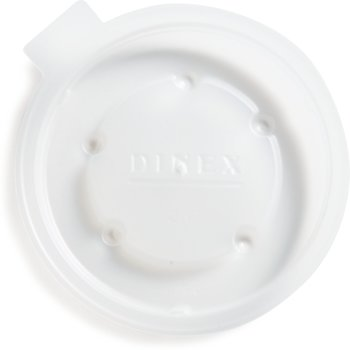 DX11948714 - Translucent Lid Fits tumblers DX4GC6 & DX4GC8 (2000/cs) - Translucent