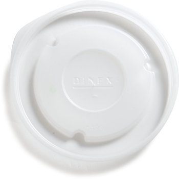 DX11948700 - Classic™ Clear-view Flat Lid (2000/cs) - Clear