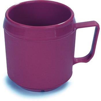 DX4M61 - Tradition 8 oz. Mug, Insulated 8 oz. (48/cs) - Cranberry
