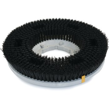 "361800P22-5N - Colortech™ General Scrubbing Brush 18"" - Black"