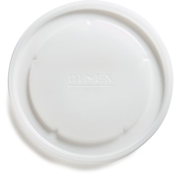 """DX11868714 - Classic™ Translucent Lid Fits DX1186 12 oz Bowls 5"""" (1000/cs) - Translucent"""