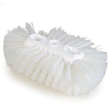 "4117702 - Sparta® Spectrum® Jumbo Tank Brush 6"" x 10-1/2"" - White"