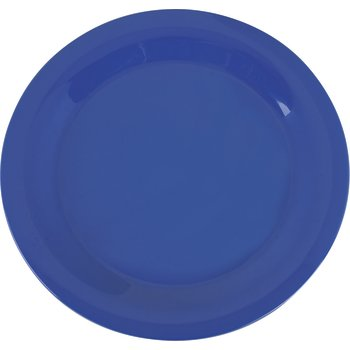 "3300214 - Sierrus™ Melamine Narrow Rim Dinner Plate 10.5"" - Ocean Blue"