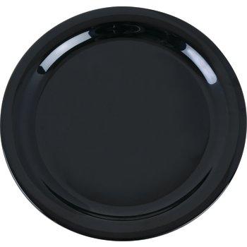 """4385203 - Dayton™ Melamine Dinner Plate 9"""" - Black"""
