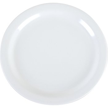 "4385237 - Dayton™ Melamine Dinner Plate 9"" - Bavarian Cream"
