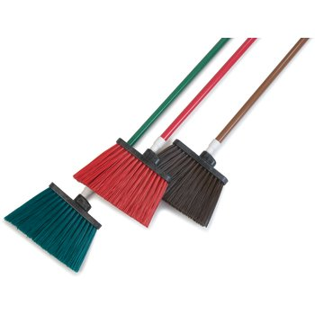 "4108301 - Sparta® Spectrum® Duo-Sweep® Angle Broom Unflagged 56"" Long - Brown"