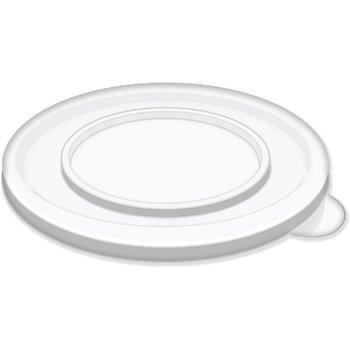 DXTT39 - Disposable Lid- Fits Tradition 8 oz Bowls (1000/cs)
