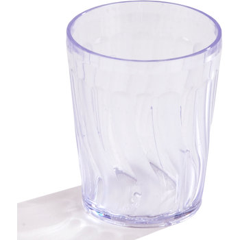 DX4GC607 - Dinex Swirl Tumbler 6 oz. (72/cs) - Clear